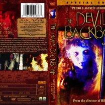 The Devils Backbone DVD packaging