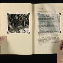 The Storm Field, Artists handmade book