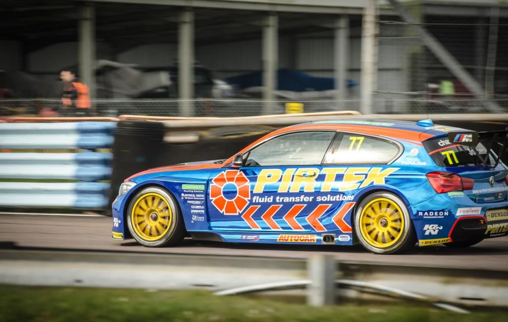 Dunlop BTCC Test Day at Thruxton Motorsports Centre