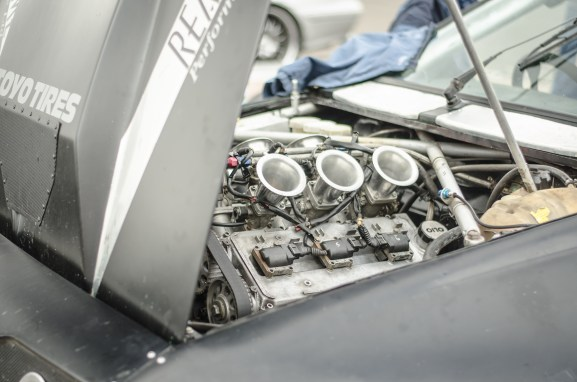 Alfa Romeo GTV6 Engine