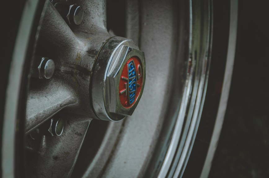 Ford Mustang Wheel Nut