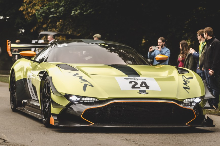 Aston Martin Vulcan Goodwood Festival of Speed 2017