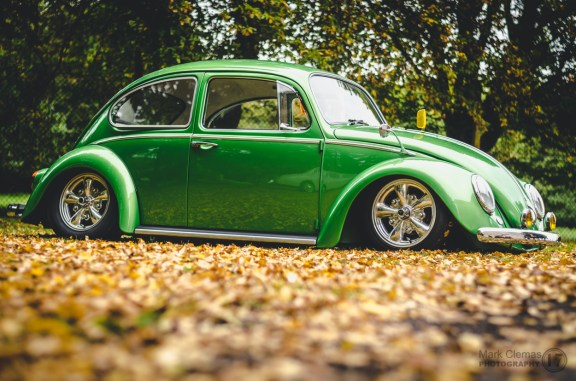 Volkswagen Beetle Classic Car at Bicester Heritage Sunday Scramble
