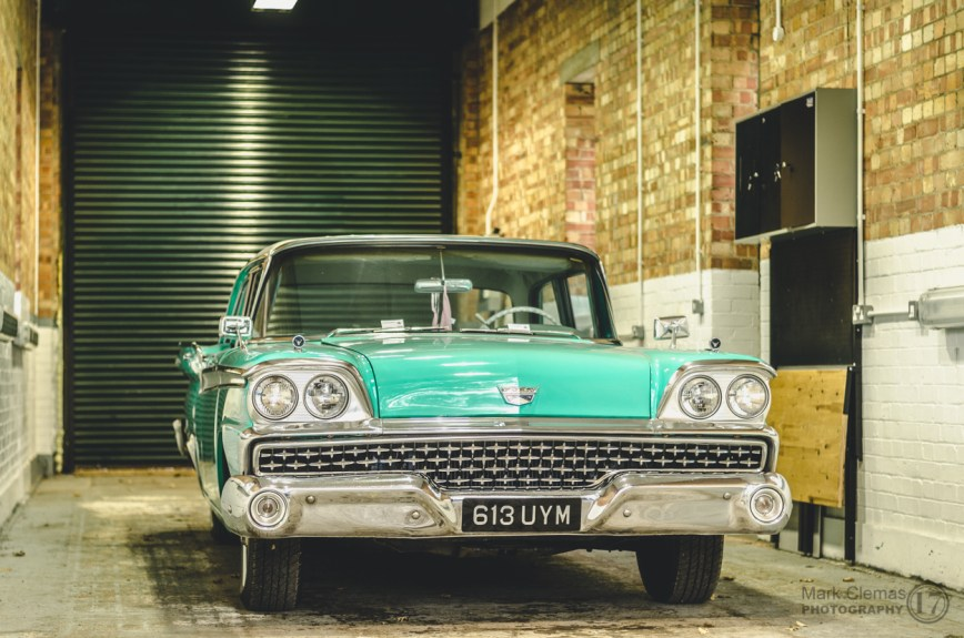 American Classic Car at Bicester Heritage Sunday Scramble