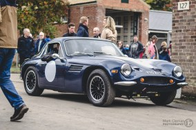 TVR Classic Car at Bicester Heritage Sunday Scramble