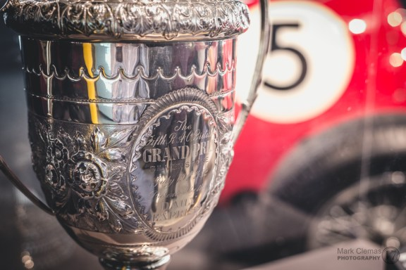 1952 Silverstone British Grand Prix Trophy
