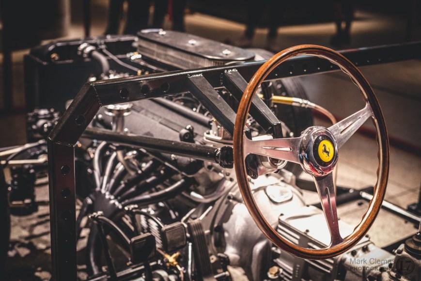 Ferrari Chassis Detail