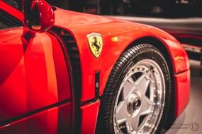 Ferrari F40 Wing