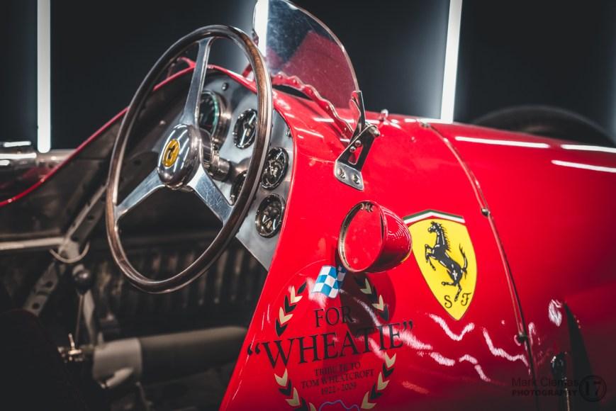 Ferrari F500 Grand Prix Car