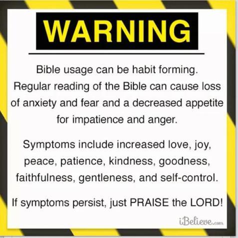 Bible Usage