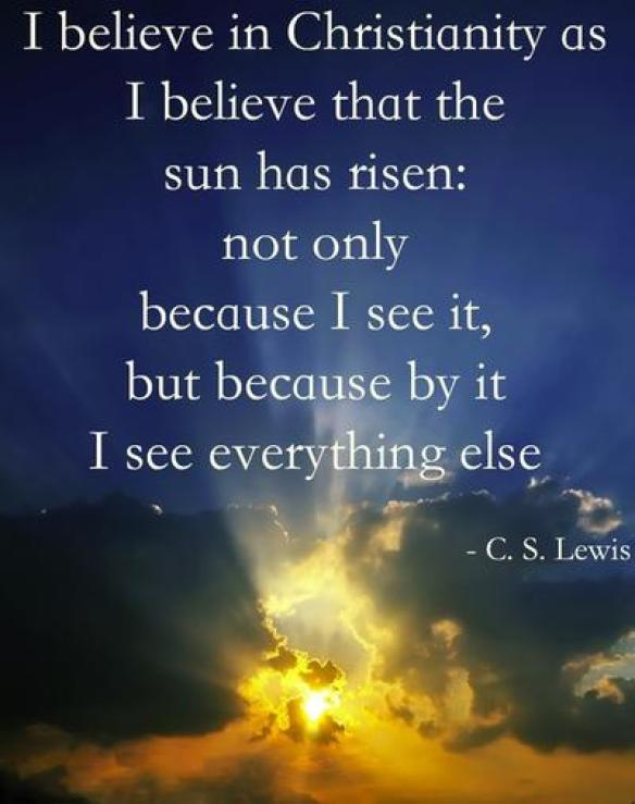 Great C.S. Lewis Quotes | Following God: The Grand Adventure