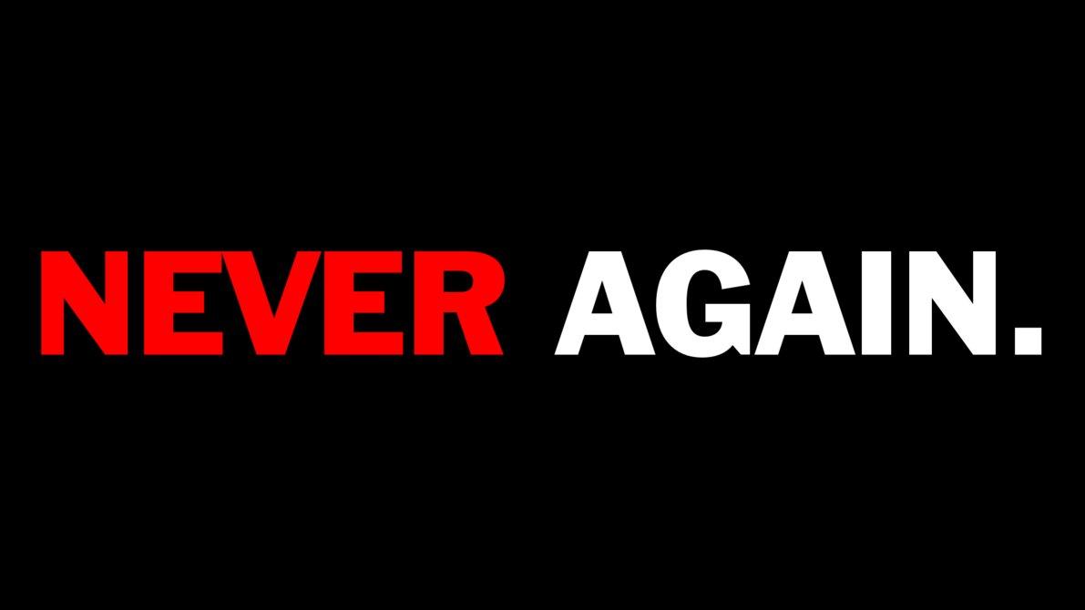Never Again >> My Never Again List Following God The Grand Adventure