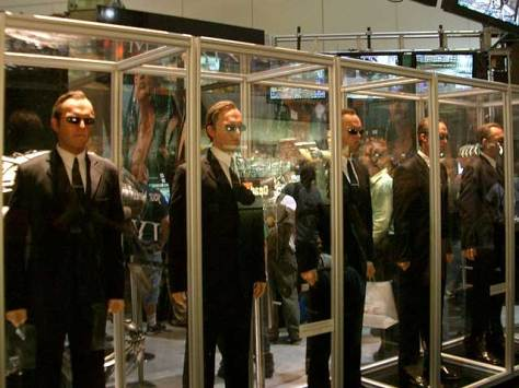 Matrix Online looked pretty fun, too.  Here's Agent Smith instead of actual shots of gameplay...  :)