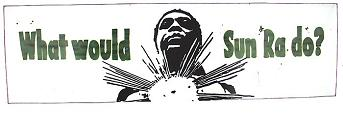 Dave Muller WHAT WOULD SUN RA DO- Acrylic on paper, 2004 DM334.jpg