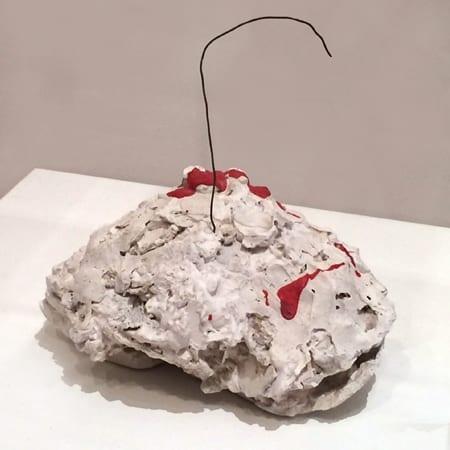 Isa Genzken, Mein Gehirn (My Brain), 1984