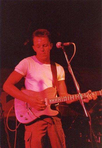52 Division Alt-Funk Band - Mark Dobis Guitar