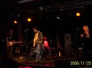 NOVA band live show queen st w toronto reverb room