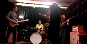 mark prinsloo drums mark dobis guitar