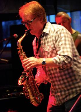 Mac Lund Saxophone, Mark DOBIS guitar westshore pickering