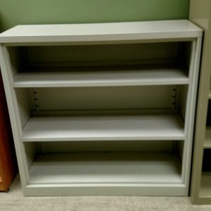 """Pre-owned Steelcase 41""""H Bookcase"""