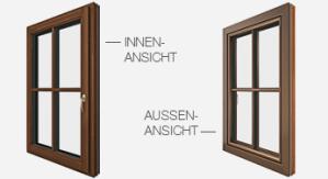 Ambiente Einstieg Fenster