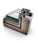 ambiente Kunststoff/Aluminium KF 410