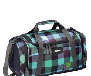 Coocazoo SporterPorter – Sporttasche Green Purple District