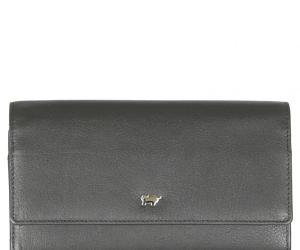 Braun Büffel Miami Geldbörse L 13CS 17.5 cm – schwarz