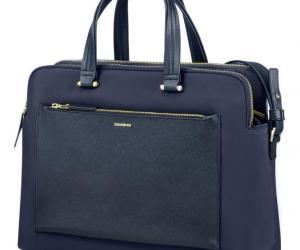Samsonite Zalia Organized Businesstasche 14.1″ 42 cm – dark blue