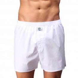 Herren Boxershorts in weiß