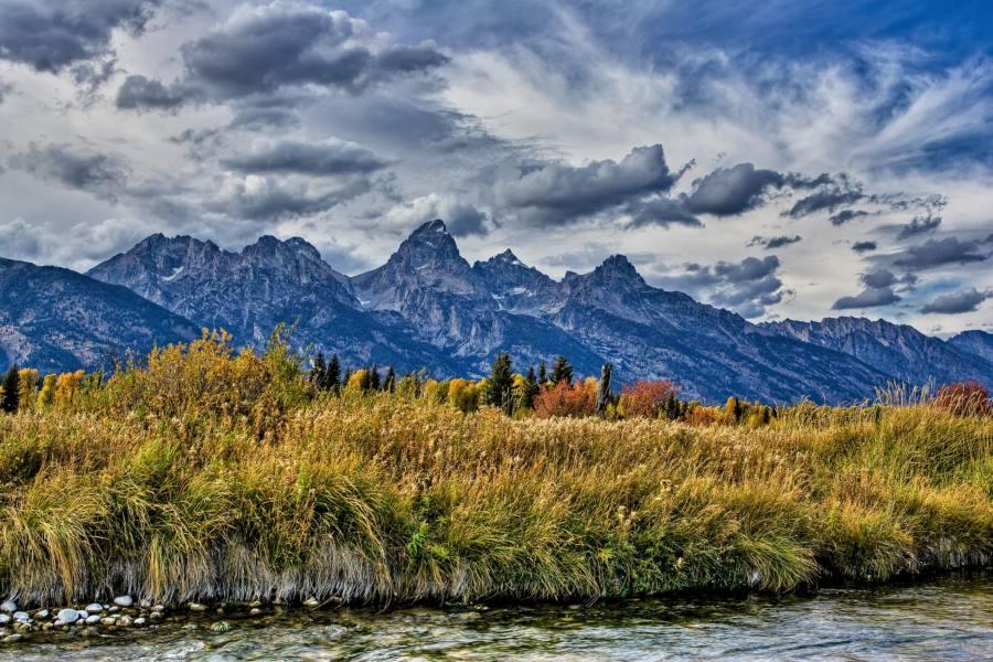 Grand Tetons, Snake River