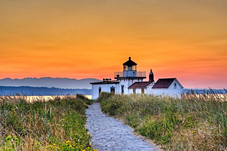 Mark Epstein Photo   Walking to the Lighthouse