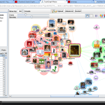 Touchgraph Facebook Browser – Data Visualization