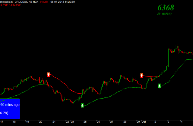 Crude Oil Positional