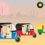 Ola Goes Cashless on Auto & Taxi Rides