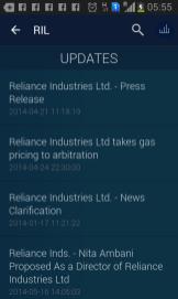 Reliance News