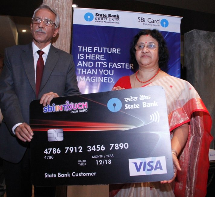 SBI Bank Contactless Credit Card
