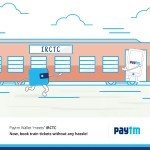 Now Book IRCTC Tickets using PayTM Wallet