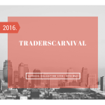 Announcement : Speaking at Traderscarnival 2016 – Bangkok