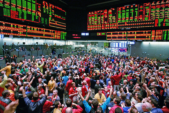 High Quality Equities Trading Floor