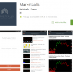 Marketcalls Android App Now Available in Google Play Store
