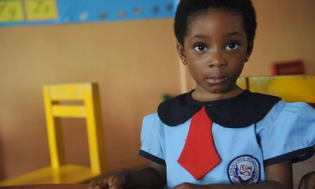 keep the girl child in school