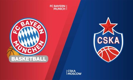 CSKA Moscow and Bayern Munich