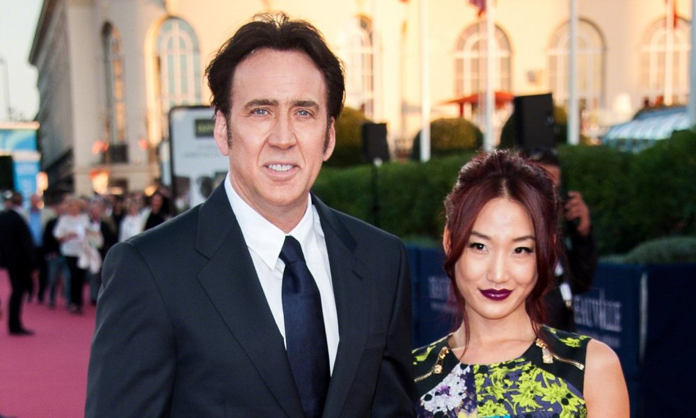Nicolas Cage files for divorce, 4 days after getting married