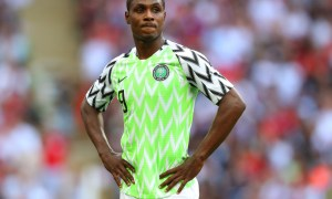 Ighalo to start from