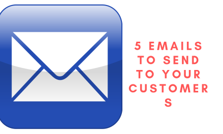 5 Business emails
