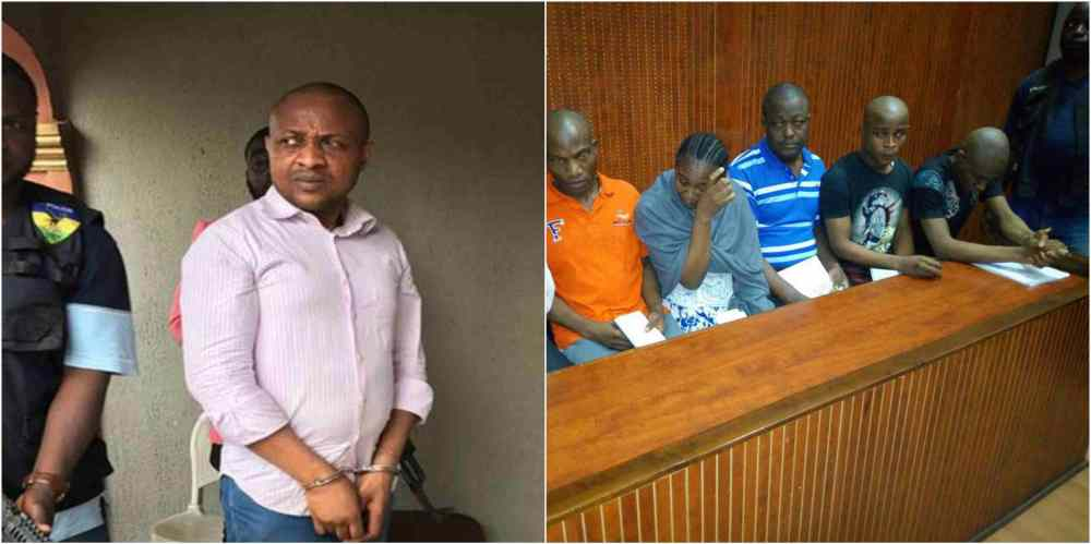 Court gives Evans and his gang June deadline to hire lawyers