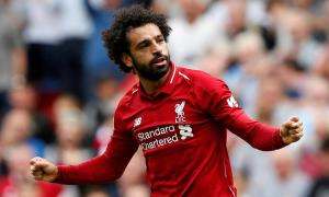 Salah on Time 100