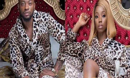 Teddy A celebrates BamBam as she clocks 30