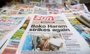 Nigeria Newspaper Headlines